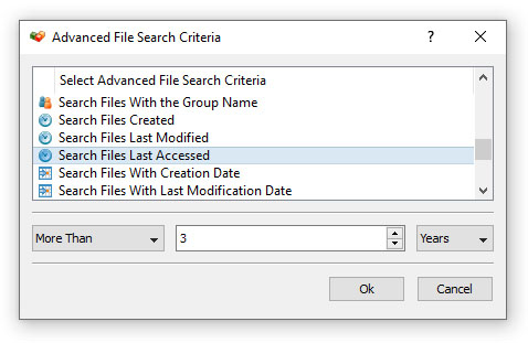 File Classification Rules Date